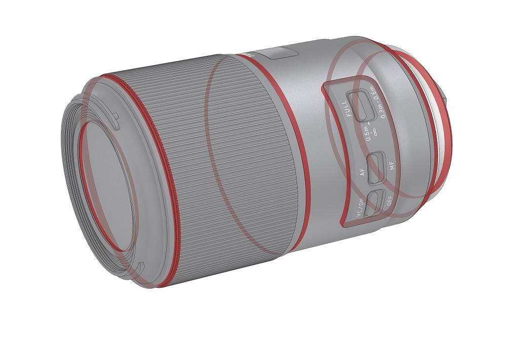 Protection anti-humidité et anti-poussière du Nouveau SP90 F/2,8 MACRO VC TAMRON 20160202
